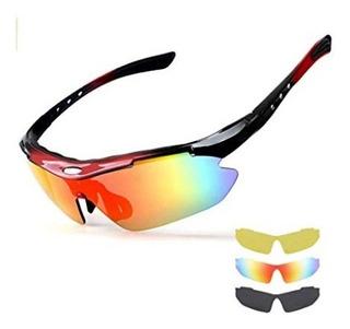 Gafas De Sol Polarizadas Para Ciclismo, Protección Uv400