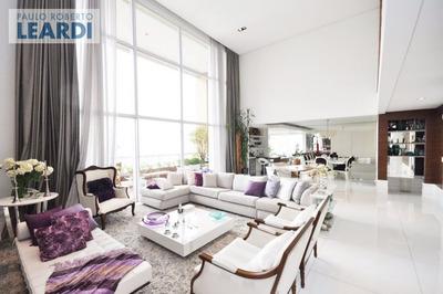 Duplex Campo Belo - São Paulo - Ref: 542626