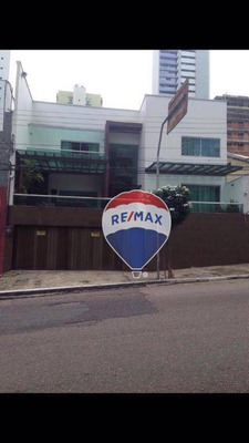 Casa Com 4 Dormitórios, 800 M² - Reduto - Belém/pa - Ca0174