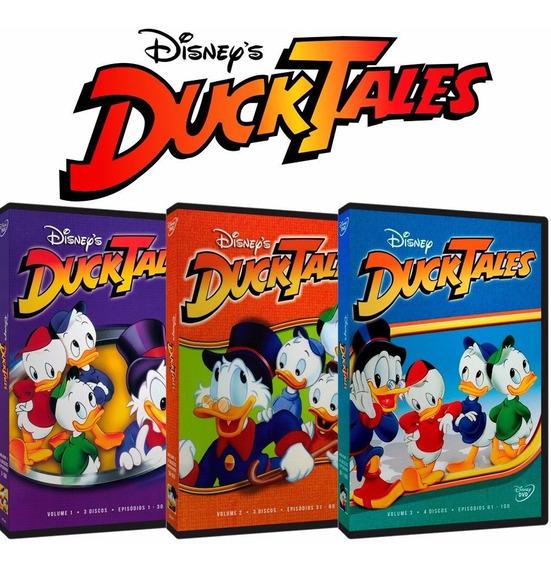 Ducktales Série Completa + Filme