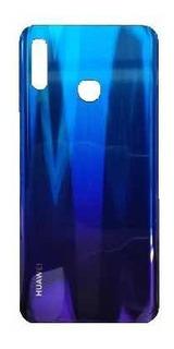 Tampa Traseira Huawei P30 Lite Azul