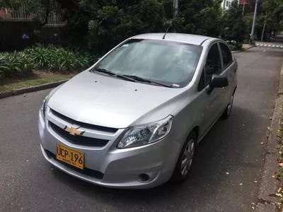 Chevrolet Sail 2015 Ls Aa