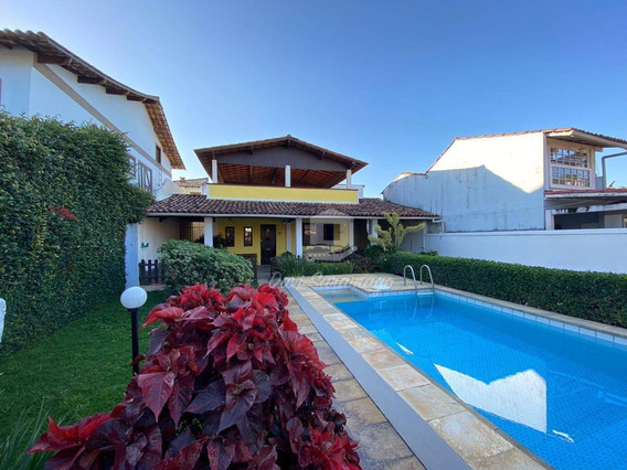 Casa À Venda, 259 M² Por R$ 850.000,00 - Piratininga - Niterói/rj - Ca0352