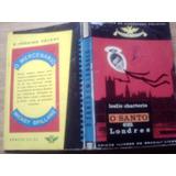 Coleção Vampiro 220: O Santo Em Londres, De Leslie Charteris