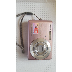 Câmera Casio Exilim Ex-z77 - 7.2 Mega Pixels