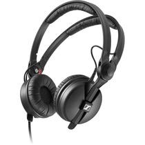 Headphone Sennheiser Hd 25 Plus Fone Para Dj Profissional **
