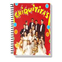 Caderno Chiquititas 15 Materias