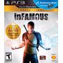 Infamous 2 En 1 Collection - Ps3 Físico Y Sellado Imperdible