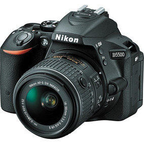 Camara Nikon D5500 24.2 Mp - 18-55mm F/3.5-5.6g Vr Ii Touch