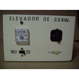 Elevador De Tension De Voltaje De 8500watts Manual