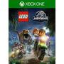 Lego Jurassic World: O Mundo Dos Dinossauros - Xbox One Off