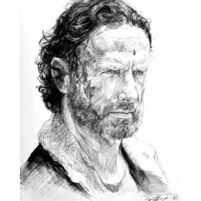 Arte Dibujos Retratos A Mano Con Lapiz Y Carboncillo