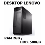 Lenovo 300s Intel Ram 2gb 500gb Hdmi Windows 10 Original