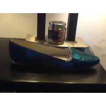 Zapatos Talla Grande 29 Mexicano, Morado/azul Tornasol