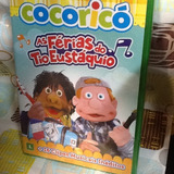 Dvd Cocoricó As Férias Do Tio Eustáquio