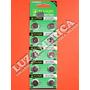 100 Pila Bateria Ag10 Lr1130, Lr1131,389 ,sr1130