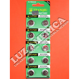 10 Pila Bateria Ag10 Lr1130, Lr1131,389 ,sr1130