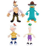 Phineas Y Ferb Dr Doofenshmirtz Y Agente P Ornitorrinco