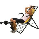 Cadeira Aparelho Abdominal Life Zone Semi-novos S/ Embalagem