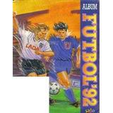 Album Futbol 1992