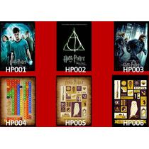 Harry Potter Caderno Personalizado 20 Matérias