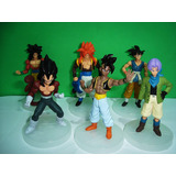 Dragon Ball Z Gt Raro Sayajim 4 Ubb Trunks Future