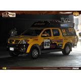 Cupula Con Sobretecho Toyota Hilux Ideal Asistencia Dakar