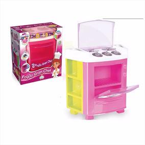 Brinquedo Barato Para Meninas De 3 Anos - Fogão Gran Chef