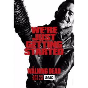 Seriado The Walking Dead -6ª E 7ª Temporada Dublado Legendad