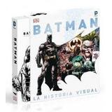 Batman La Historia Visual Libro De Lujo Gran Formato