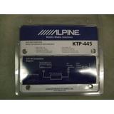 Amplificador Alpine Ktp-445, Openbox