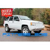 Manual Taller Diagramas E Jeep Grand Cherokee Zj 1996 - 1998