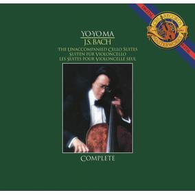 Yo-yo Ma - Bach - Suites Para Cello Vinilo Triple 180gr