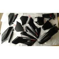 Kit Carenagem Xr 250 Tornado 2008 Preta »»original Honda««