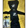 Disfraz Del Zorro Niños - Talle S - Envios A Todo El Pais