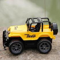 Jeep De Controle Remoto Importado - Lindo