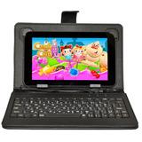 Tablet Android Pc 10 Pulgadas Wifi 8gb Funda Teclado 9 E
