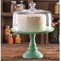 Pedestal Para Torta Pioneer Woman - 16cm De Diametro