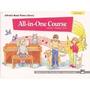 Curso Básico De All-in-one De Alfred Para Niños - Libro