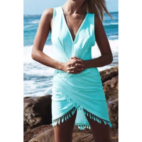 Vestido Verano Corto Playa