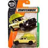 Mc Mad Car Matchbox Toyota Tacoma Auto Coleccion Camioneta