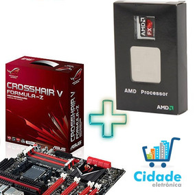 Kit Amd Fx-9370 Vishera 4.4ghz + Asus Crosshair V Formula-z