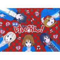 Folder Plstic Ritsu Yu K-on! Lawson Y2322 3