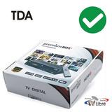 Decodificador Conversor Tda Hd Isdb-t Television Libre