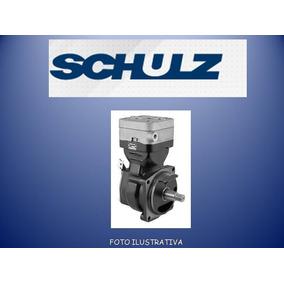 Compressor Ar Mb Monocilindro Om 904 / Om 906 - Atego 2425