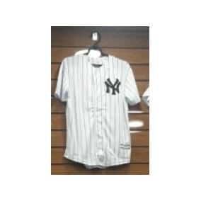 Camisa Camiseta New York Yankees Mlb Baseball Jogo Ny