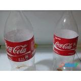 Botellas Plásticas De Refrescos Vacías Para El (reciclaje)