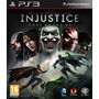 Injustice Gods Among Us - Ps3 Nuevo Fisico