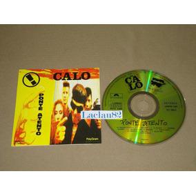 Calo Ponte Atento 1991 Polygram Cd