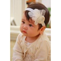 Tocado / Vincha / Flores Para Niñas Y Bebas Diseños A Pedido
